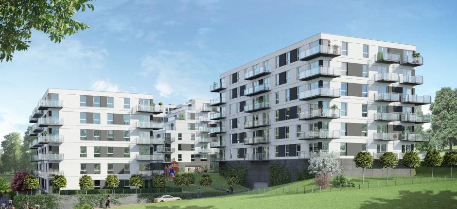 Panorama Prądnik - budynek B już w sprzedaży