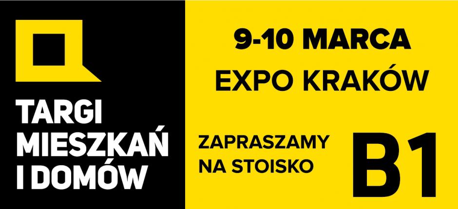 Zapraszamy na wiosenną edycję Targów Mieszkań i Domów w Krakowie
