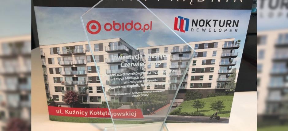Panorama Prądnik najatrakcyjniejszym miejscem do zamieszkania w Krakowie