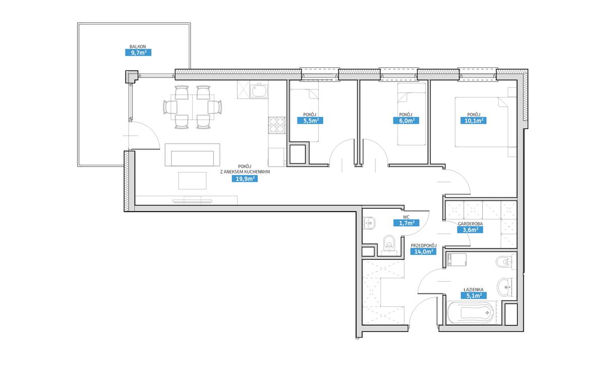 Mieszkanie 16