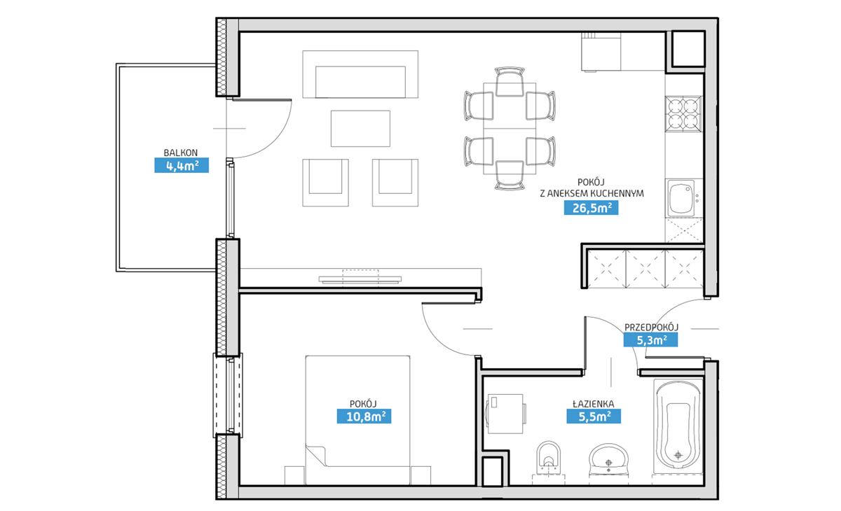 Mieszkanie 23