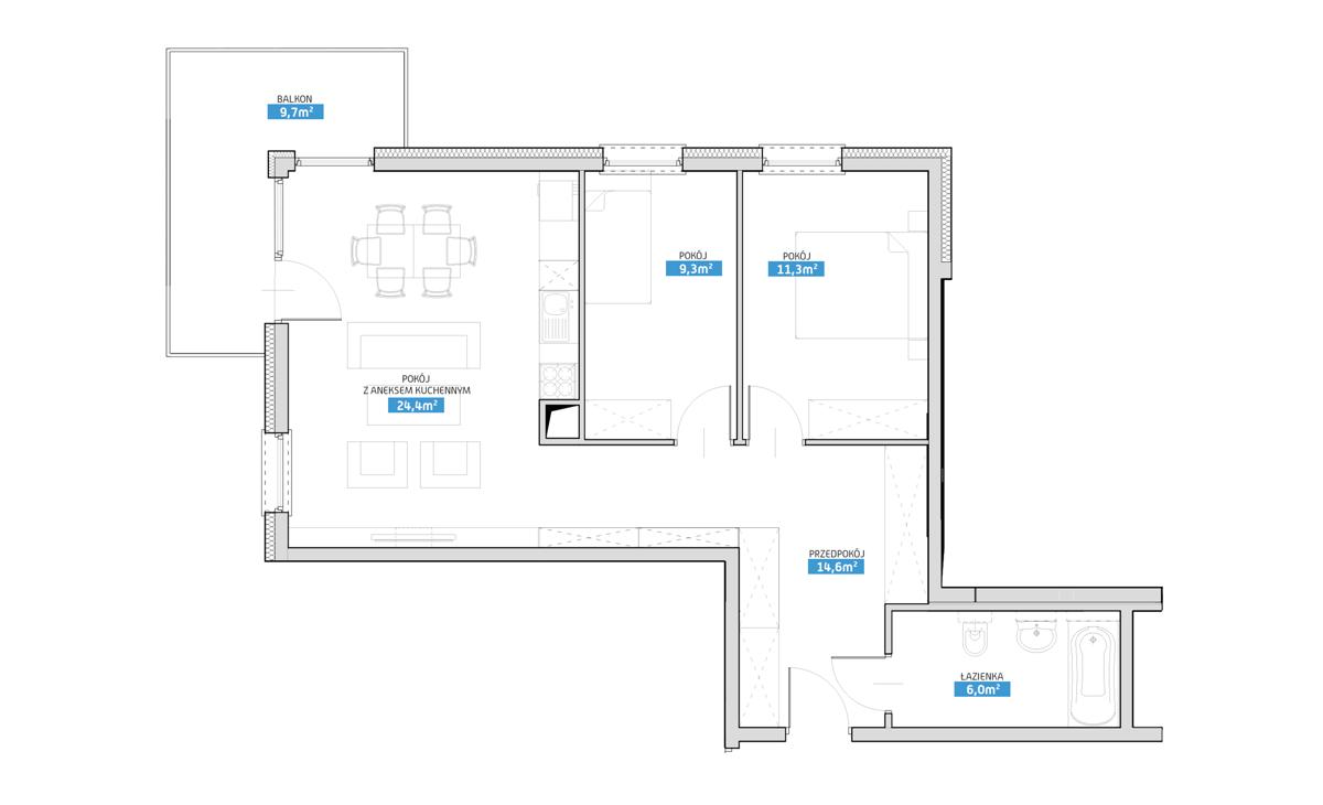 Mieszkanie 36
