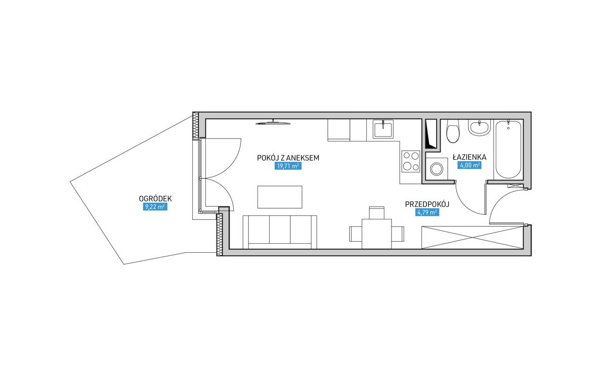 Mieszkanie 6A