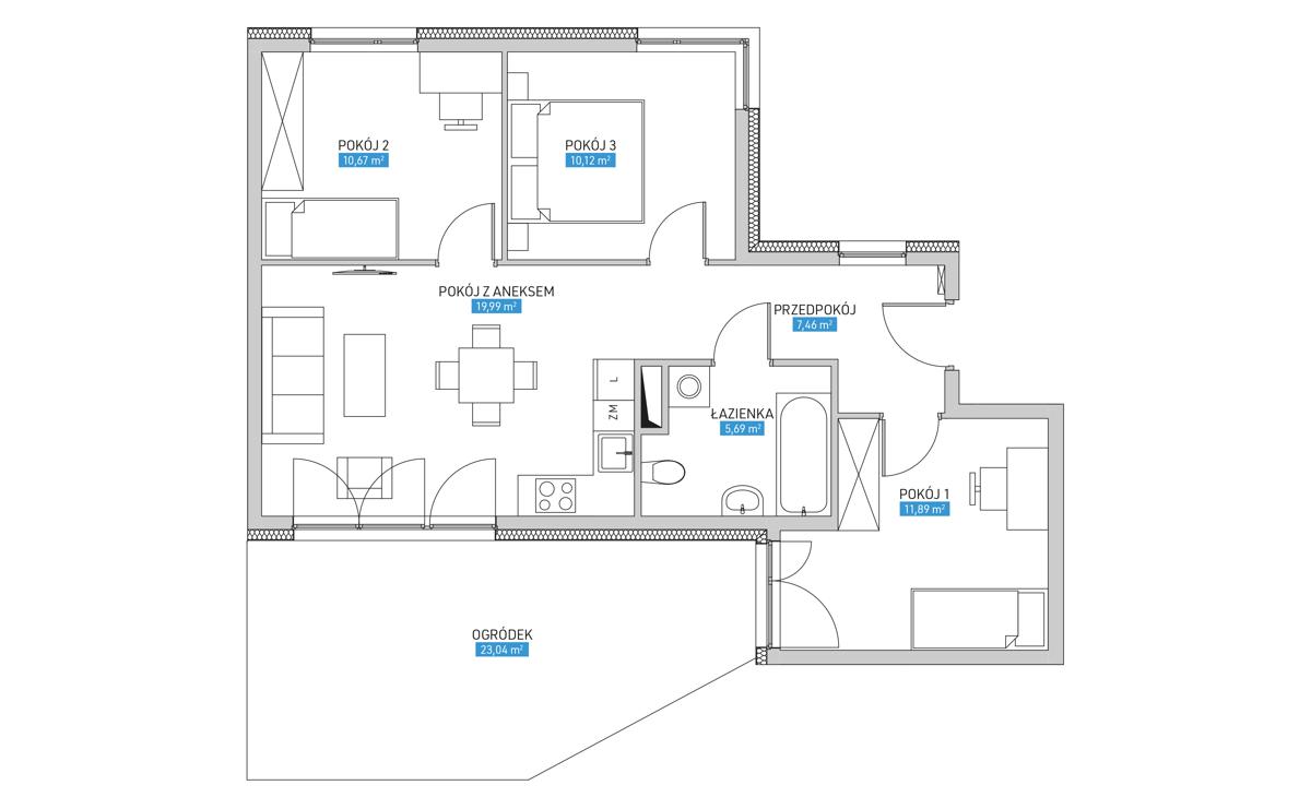 Mieszkanie 7A
