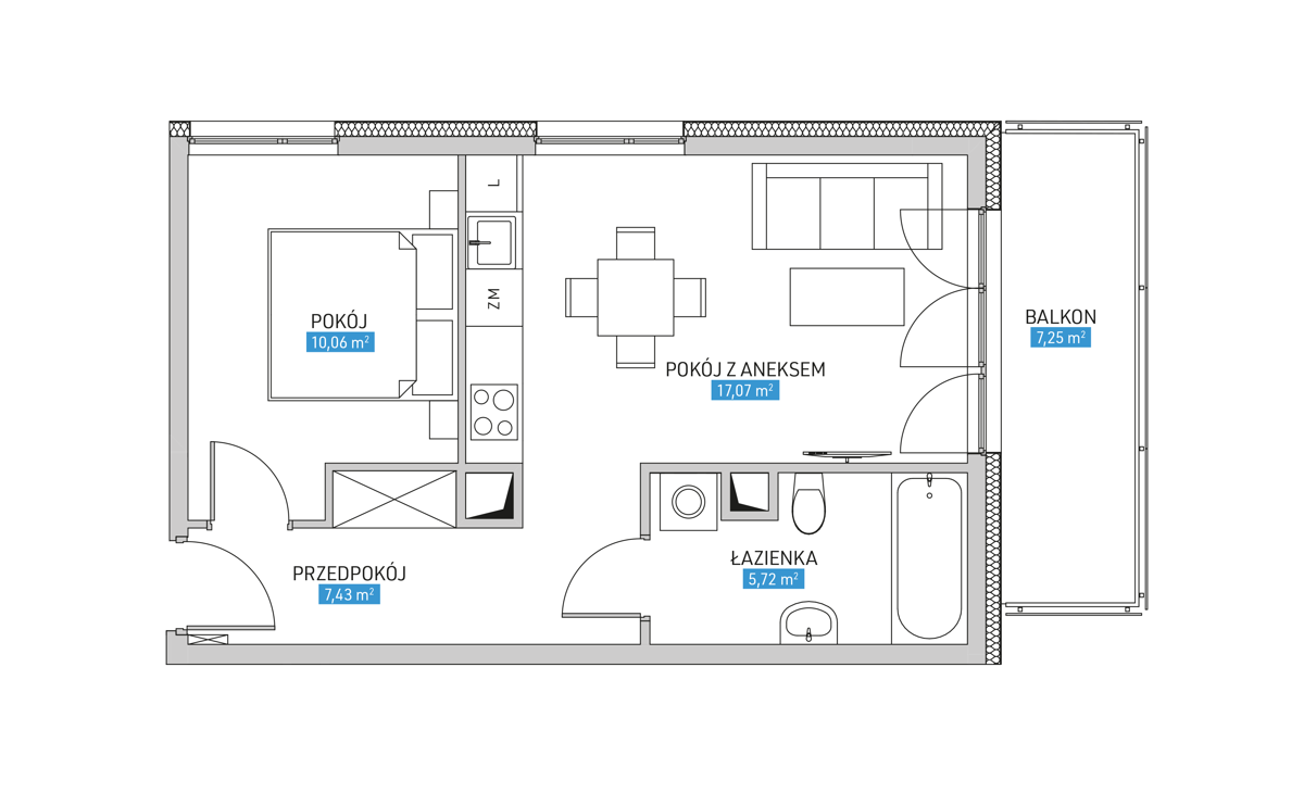 Mieszkanie 8A