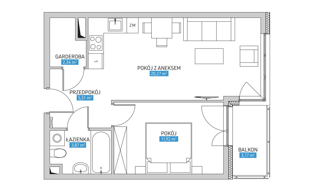 Mieszkanie 9A