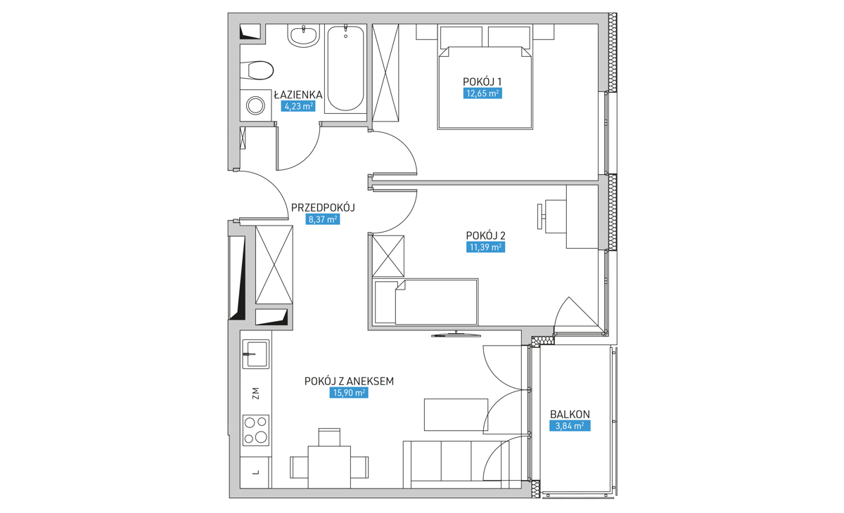Mieszkanie 10A