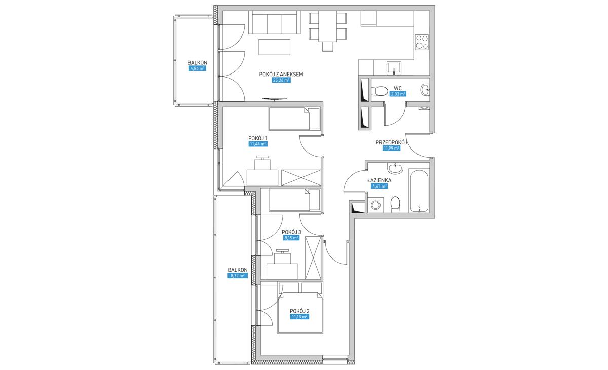Mieszkanie 12A