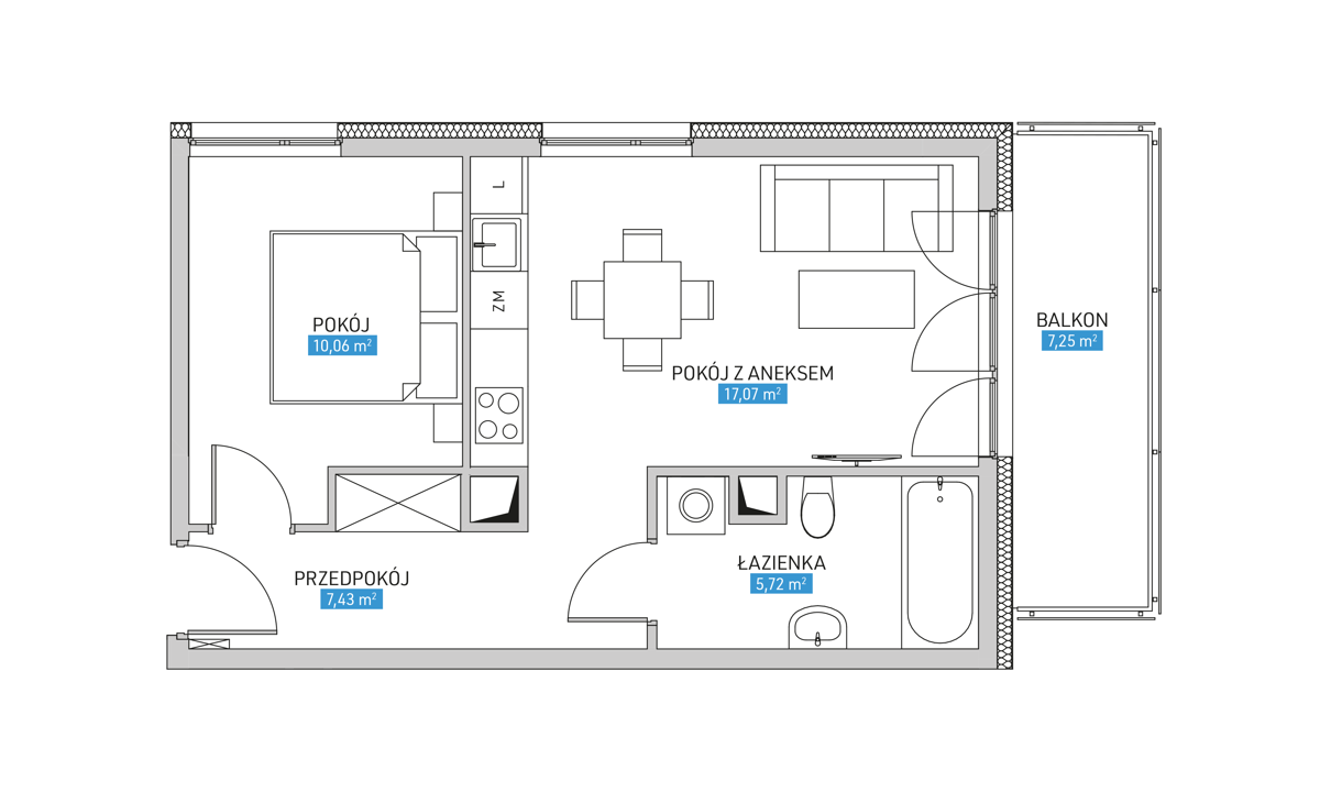 Mieszkanie 15A