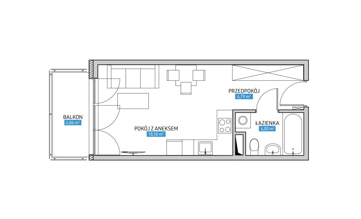 Mieszkanie 20A