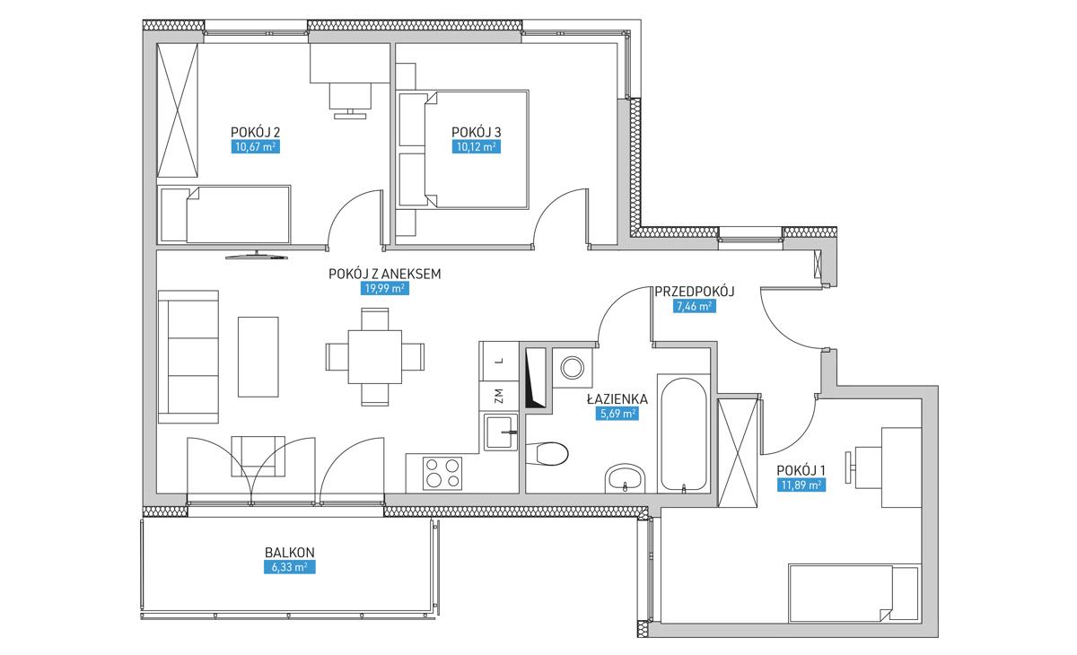 Mieszkanie 29A