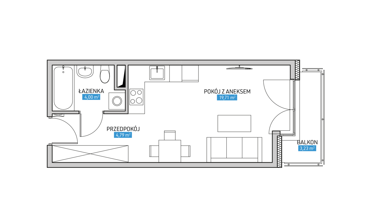 Mieszkanie 29B